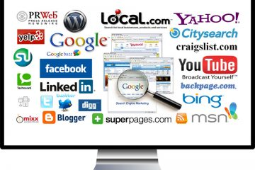 List of search engines